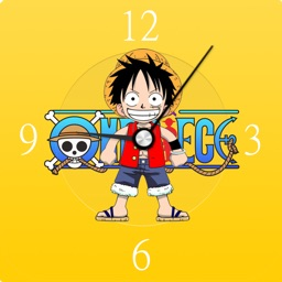 One Clock for ONE PIECE