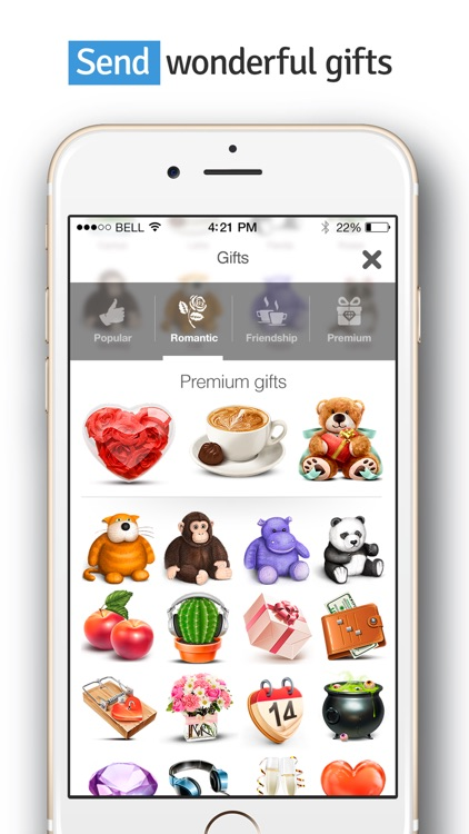 Wishdates - chat and dating