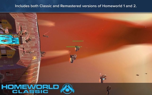 how to open iphone homeworld remastered collection on the mac app 14301