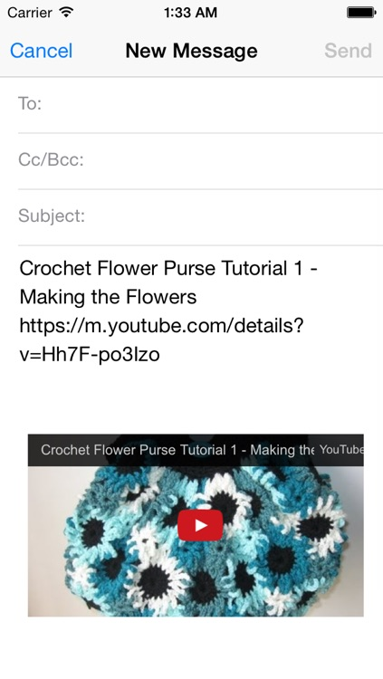 Crochet Guide - Best Video Guide screenshot-4