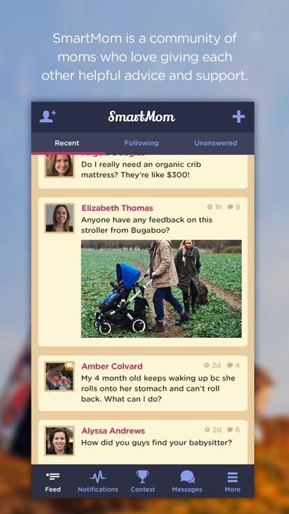 SmartMom App