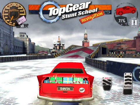 Игра Top Gear: Stunt School Revolution