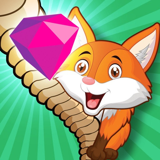 A Diamond Dangle Rope Animal Games For Free Saga