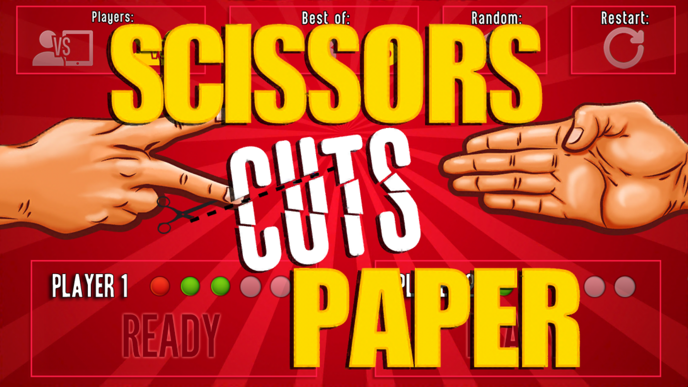 Rock Paper Scissors (RPS) Screenshot