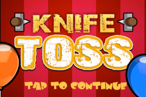 The Circus Knife Toss Game - náhled