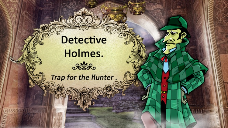 Detective Holmes: Trap for the Hunter – Hidden Objects Adventure screenshot-4
