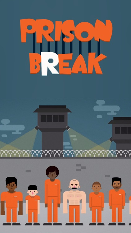 Prison Break - Freedom Jail Puzzle