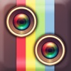 Clone Pic HD - Best Photo Collage Blender, Mix Images with Awesome Filters and Mirror Effects - iPhoneアプリ
