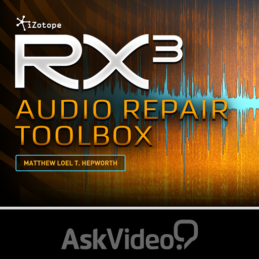 AV for iZotope RX 3 - Audio Repair Toolbox