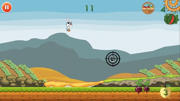 Robber Rabbit Run screenshot-4