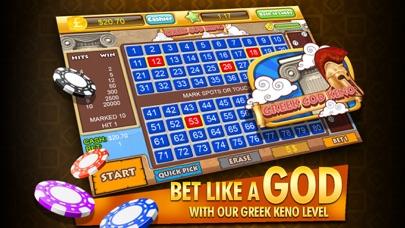 Keno Kingdom Cash Lounge - Britain's Most Popular Real Money Gambling And Casino screenshot three