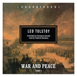 War and Peace (by Leo Tolstoy) (UNABRIDGED AUDIOBOOK)