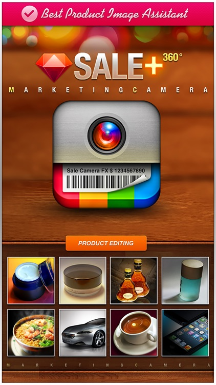 SALE 360 - marketing camera effects plus photo editor visual creator by  PSDC Creative Inc