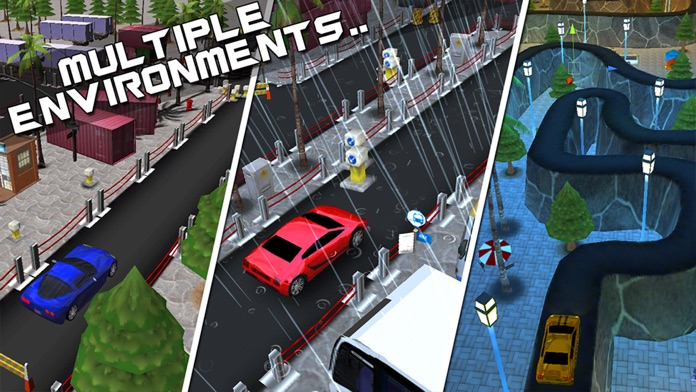 ``Car Parking Games Sports Steer Driving Impossible Challenge Screenshot