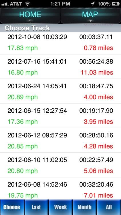 Run Tracker - GPS Fitness Tracking for Runners screenshot-3