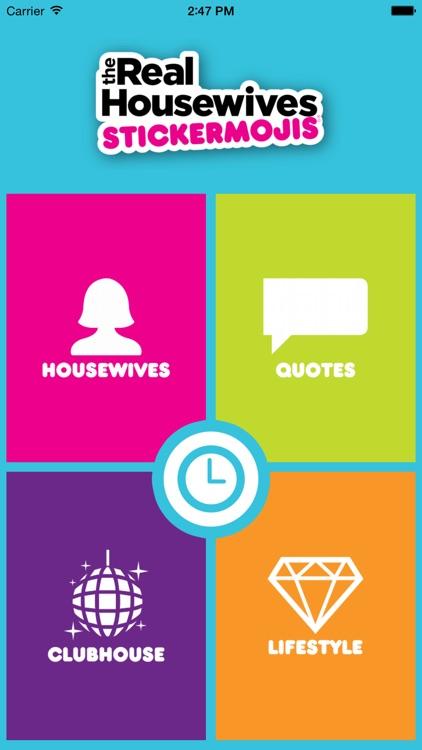 The Real Housewives Stickermojis screenshot-3