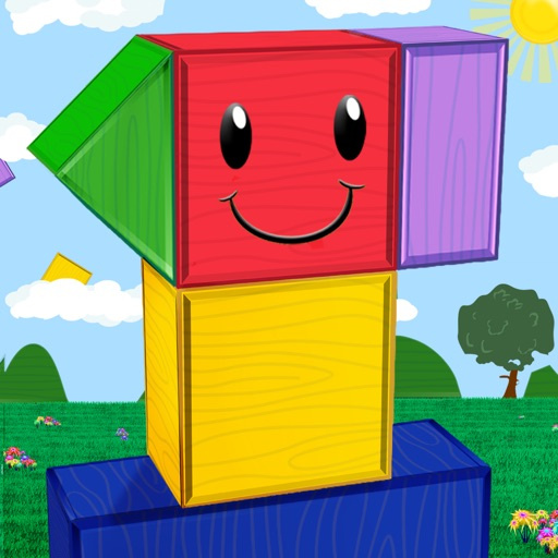 Blocks Rock! - A Fun Puzzle Game for Kids