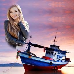 Boat Photo Frames HD