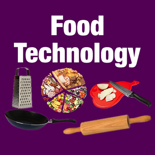 Design and technology food technology on the app store for Cuisine tech