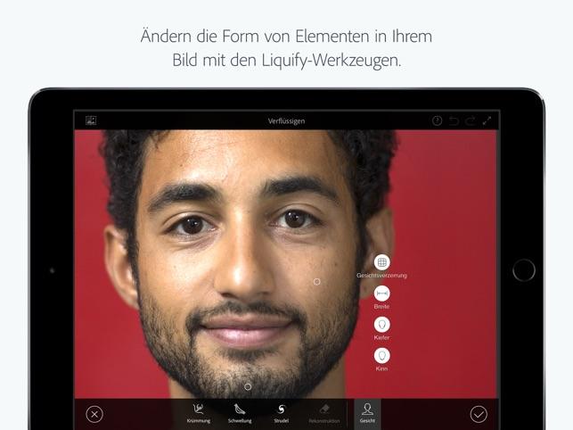 Adobe Photoshop Fix im App Store