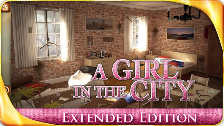A Girl in the City - Extended Edition (Full) - A Hidden Object Adventure screenshot-0