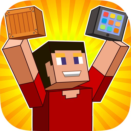 Floating Block Catcher icon