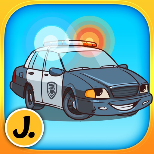 Cars, Trucks and other Vehicles: 2 - puzzle game for little boys and preschool kids