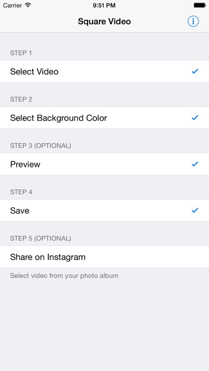 Square Video Maker FREE - Square Video and Movie Clip into Instasize or Rectangle Size for Instagram & Vine
