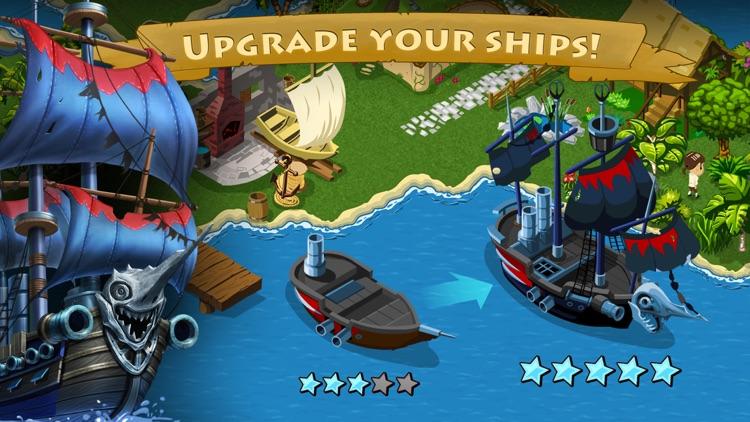 Tap Paradise Cove: Explore Pirate Bays and Treasure Islands