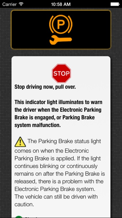 App for Ford Cars - Ford Warning Lights & Road Assistance - Car Locator screenshot-4