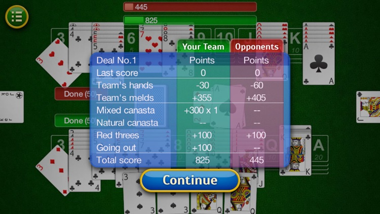 Canasta. screenshot-2