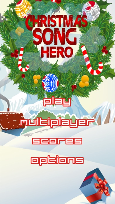Christmas Songs Hero Screenshot on iOS