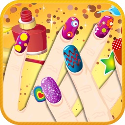 'A Fashion NailSalon Makeover: Play Tooniapolish Art Beauty Free Design Game For Girls