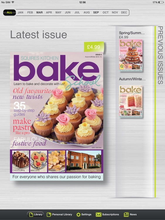 Bake & Decorate Magazine: for everyone who shares our passion for baking screenshot-3