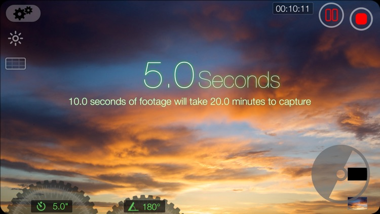 Lightspeed Time-lapse Camera