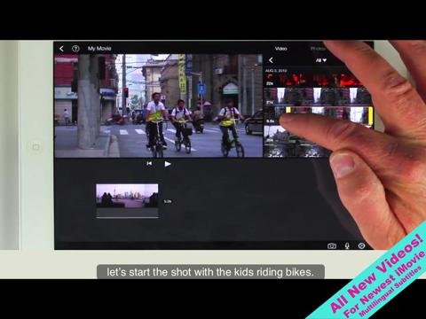 Prep for iMovie for iOS Screenshot 3
