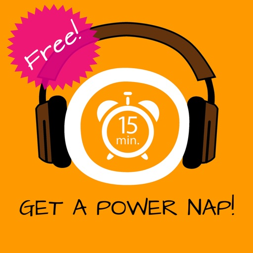 Get a Power Nap! Powernapping by Hypnosis icon