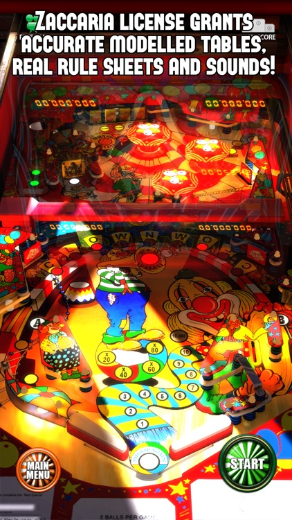 Zaccaria Pinball Master Edition screenshot-4