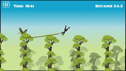 Jungle Ninja - For Kids! Swing, Tumbling Beyond the Empire Frontier Adventure!! screenshot three