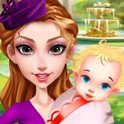 Mommy's Royal Story: Duchess Zara's Newborn Baby