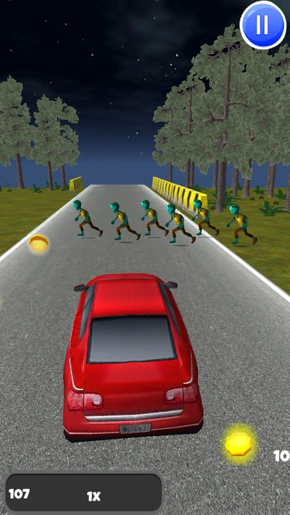 A Zombie Road 3D: Horror Highway - FREE Edition by Game