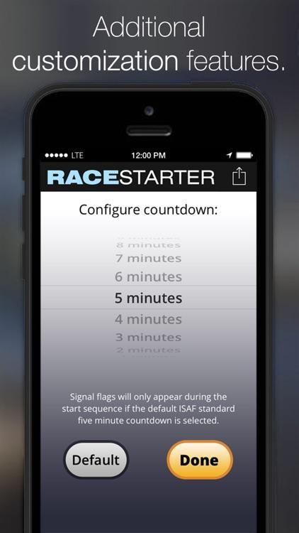 Sailboat Race Starter and Regatta Timer screenshot-4