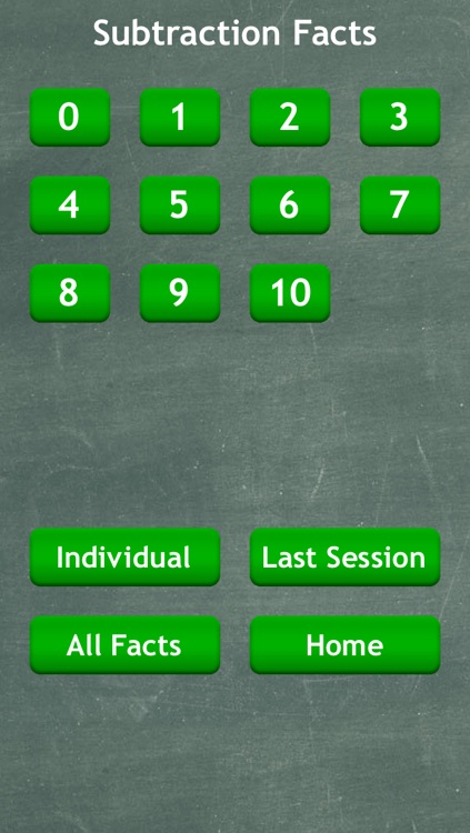 Fast Facts Audio FlashCards Subtraction