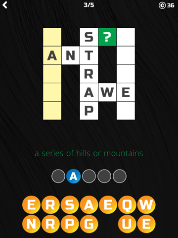 Little Crossword Puzzles screenshot