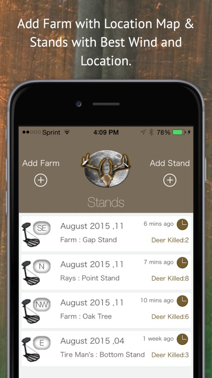 Deer Scouting & Scoring System screenshot-1