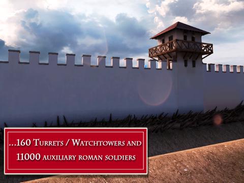 ローマンアーミー最も野心的な要塞。ハドリアヌスの長城 - ブラックカートタレットのバーチャル3Dツアー&トラベルガイド(Liteバージョン)のおすすめ画像4