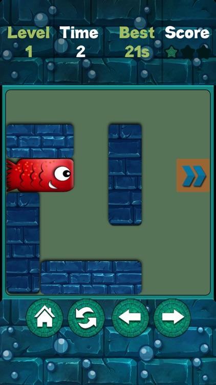 Free Me - Unblock The Fish