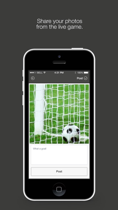 Fan App for Derby County FC screenshot two