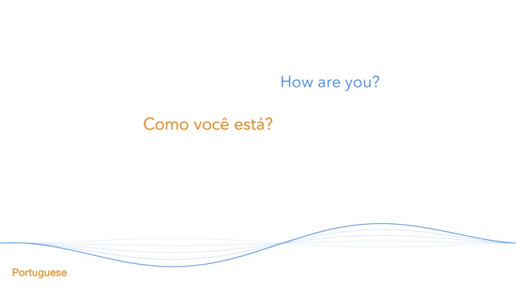 Alo - Instant Voice Translation. Hear yourself in another language! (Formerly Speakeasy Translator)
