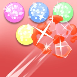 Sparkle Bubble Shooter: Little Inside Poppers Pro